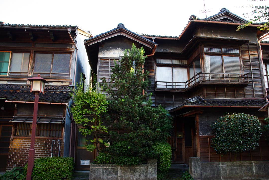 Quartier des samouraïs - Kanazawa