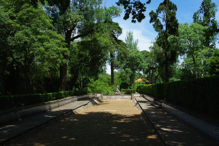 parc du château de Queluz