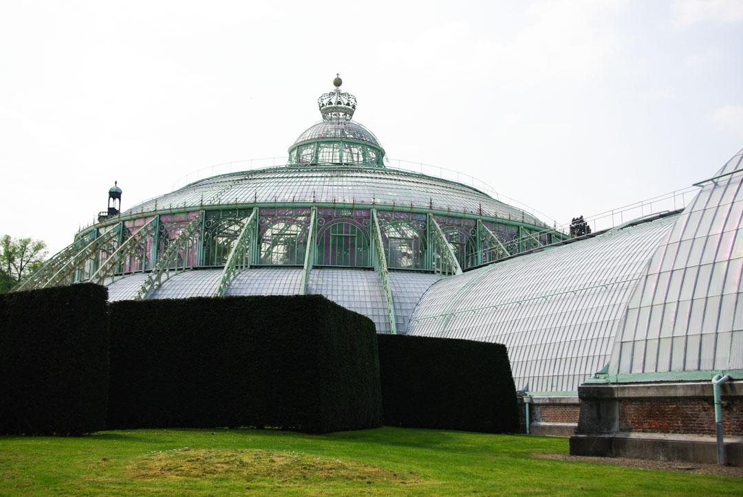Serres royales de Laeken - Bruxelles