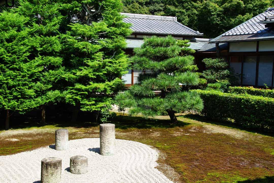 jardin japonais moderne - Tofukuji