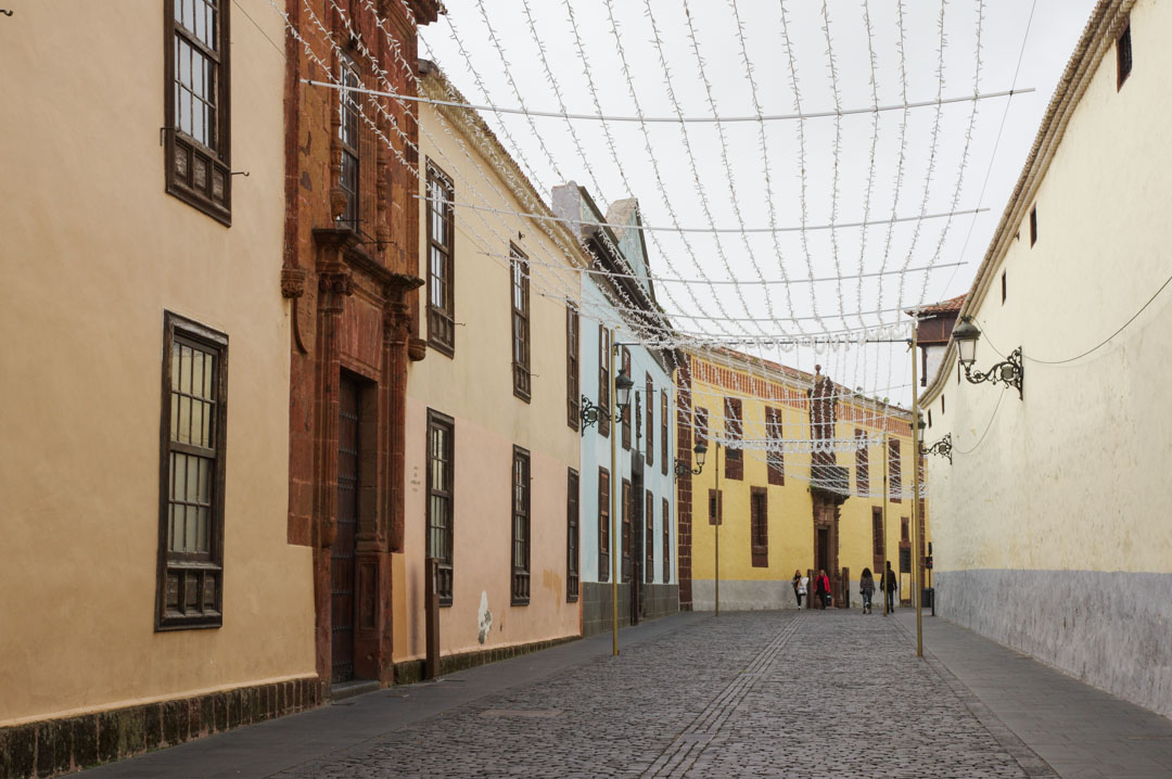 Centre ville de San Cristobal de la Laguna - Tenerife