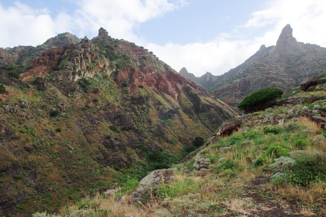 Paysage de l'Anaga - Tenerife
