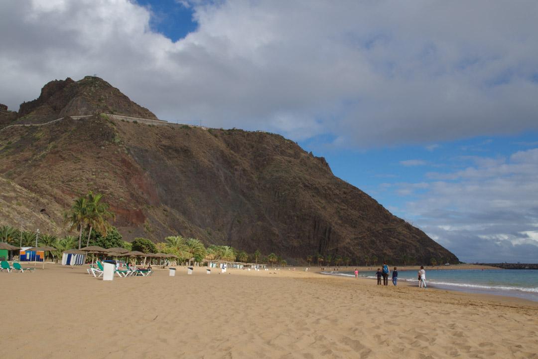 plage de las Teresitas - Tenerife
