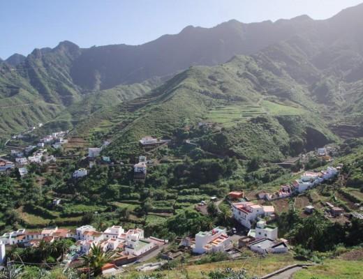 vue sur Taganana