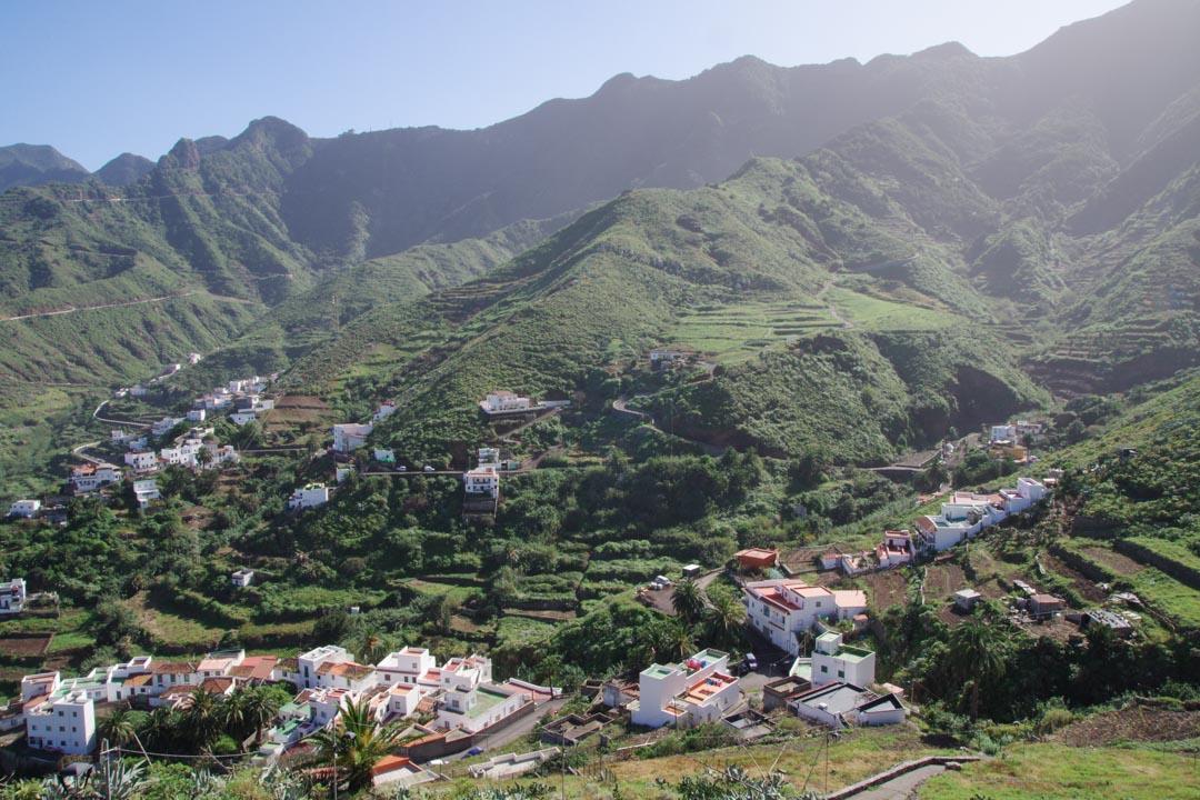 Tenerife : découverte des montagnes de l'Anaga