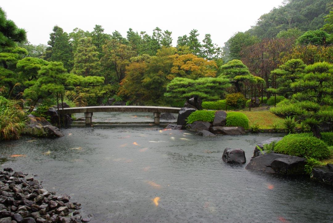 jardin koko-en - Himeji
