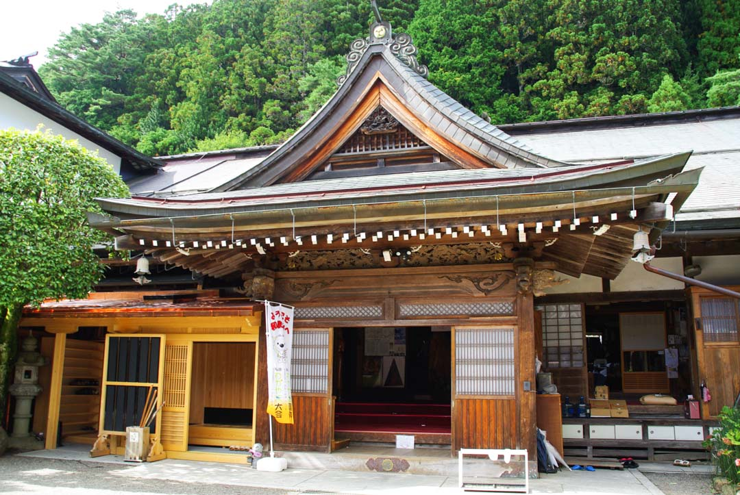 dormir au temple Sekishouin à Koya-San