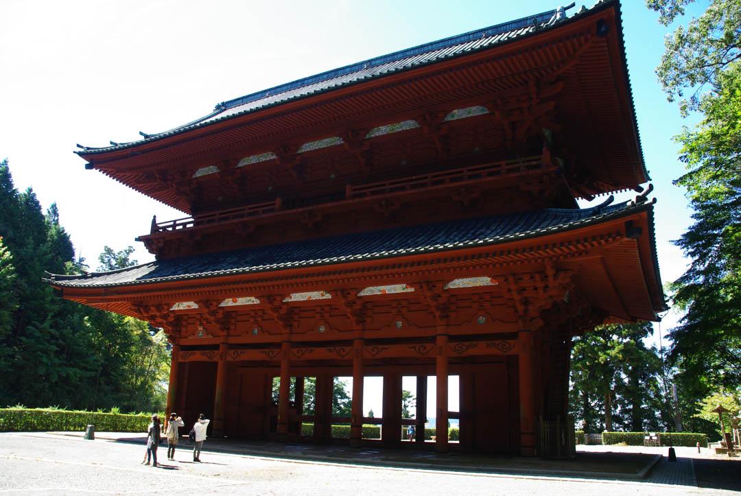 porte Daimon - Koya San