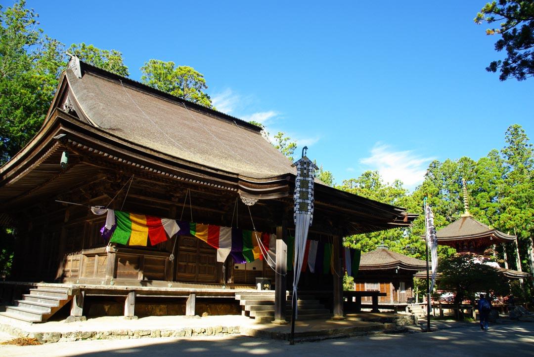 temples de l'ensemble Danjo-Garan