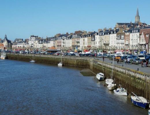 port de Trouville - Normandie