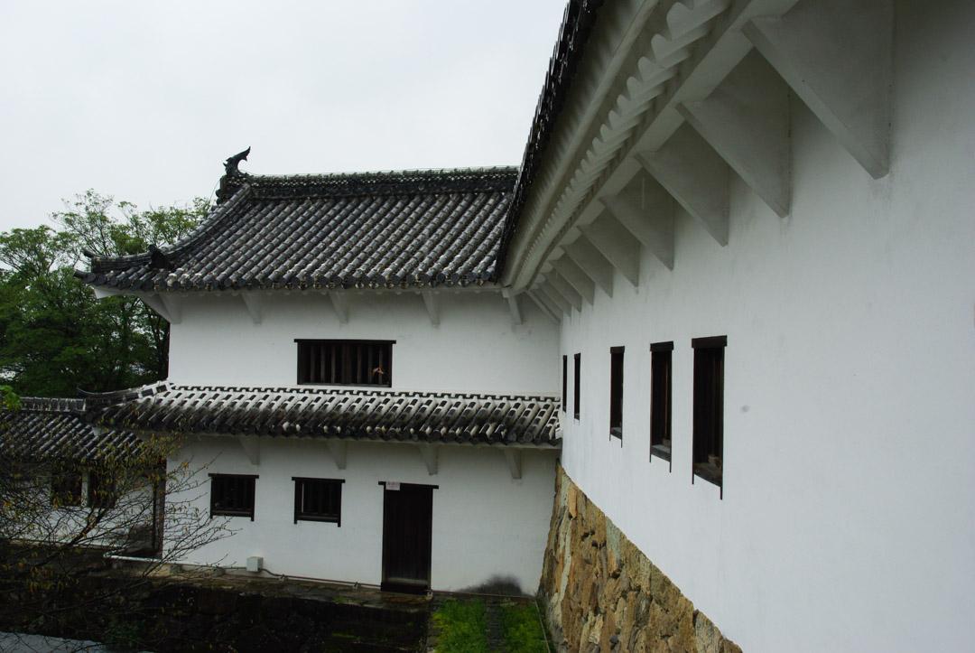 batiment annexe du château d'himeji