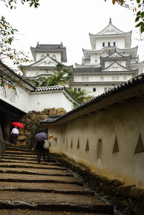donjon du château d'Himeji