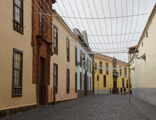 rue de la Laguna - Tenerife