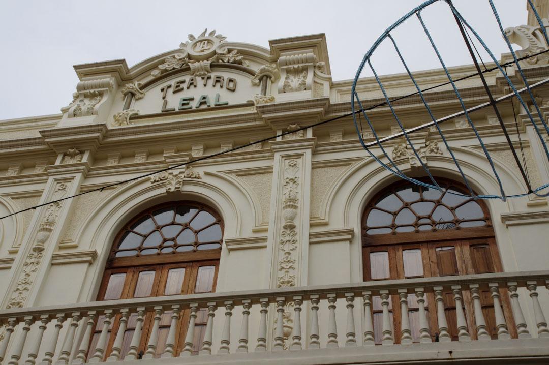 Teatro Leal - la Laguna - Tenerife