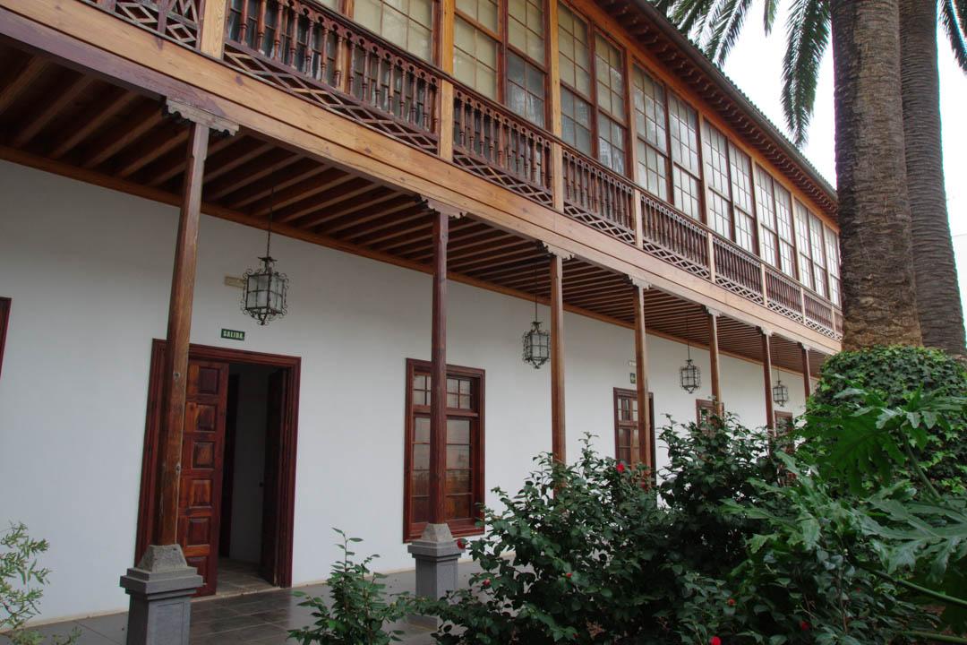 maison canarienne - La Laguna