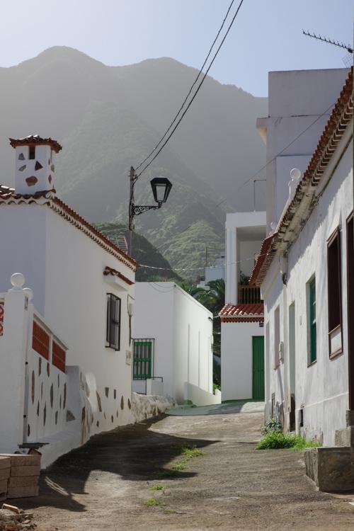 rues de Taganana - Tenerife