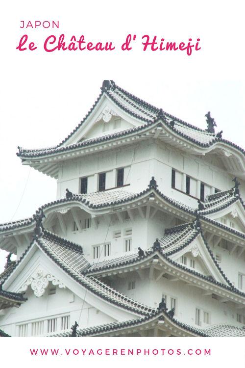 Visite du Château d'Himeji au Japon