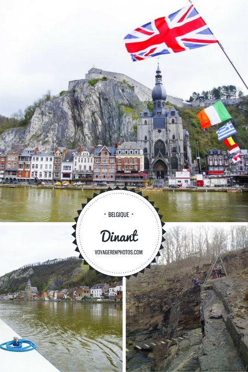 """Une journée """"aventure"""" à Dinant en Belgique : bateau sur la Meuse et accrobranche !"""