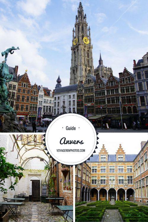 Le guide complet pour découvrir le centre-ville d'Anvers : ses musées et ses bonnes adresses !