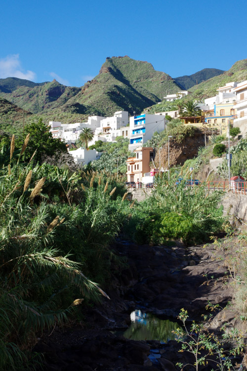 village igueste de San Andres - Tenerife