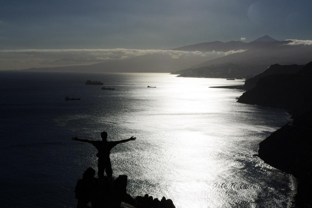 les rois du monde à Tenerife