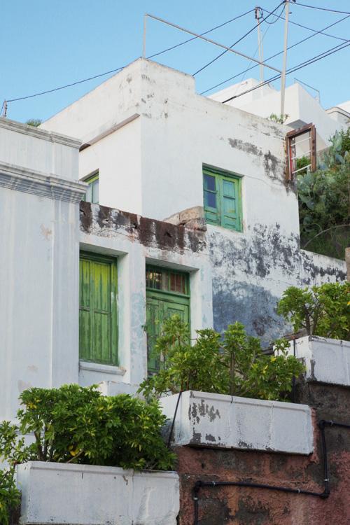 ruelle d'igueste de San Andres - Tenerife