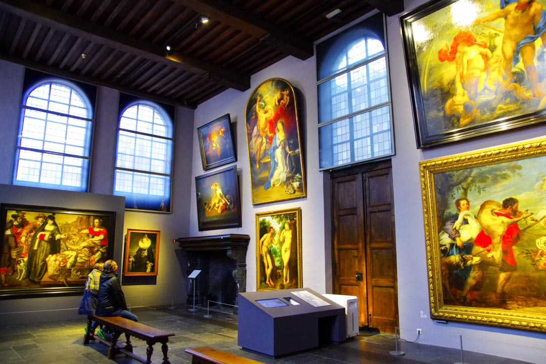 Atelier de Rubens - Anvers