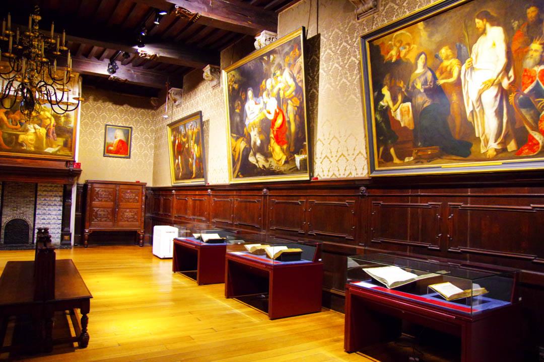 maison Plantin Moretus - Anvers