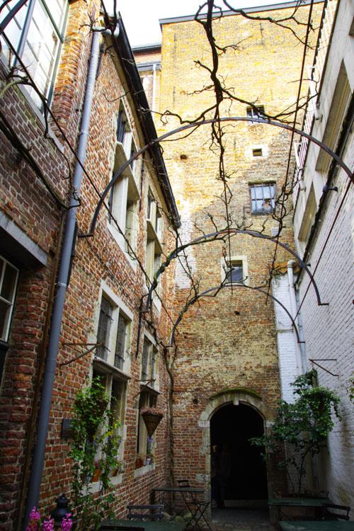 Quartier Vlaeykensgang - Anvers