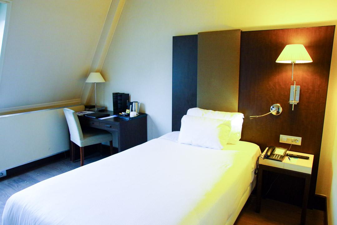 chambre d'hôtel NH hotel city centre