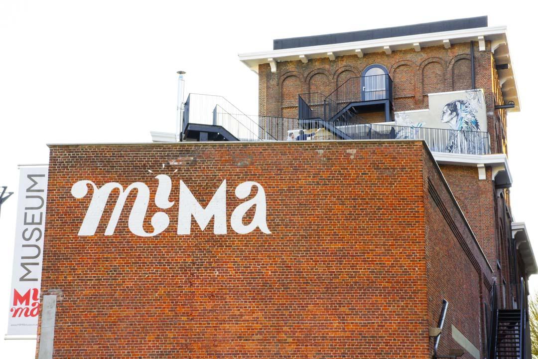 Le MIMA, où pourquoi il faut aller à Molenbeek.