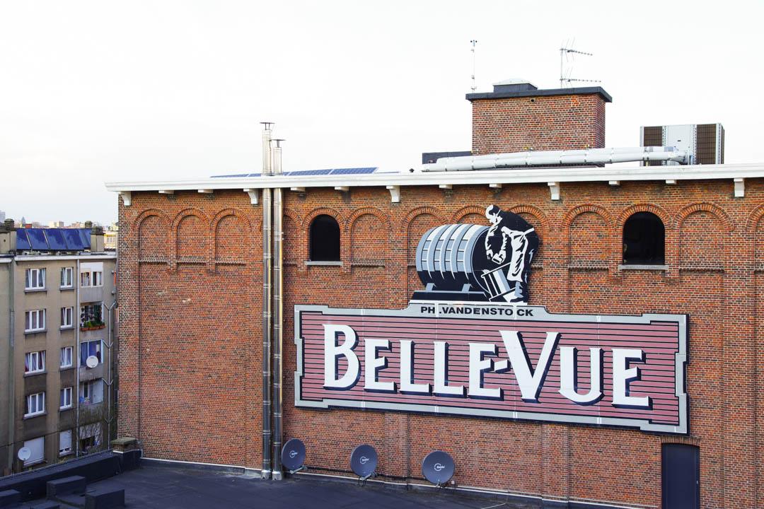 ancienne brasserie Bellevue - Molenbeek