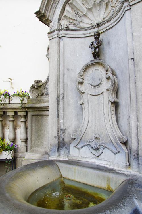 Le Manneken Pis - Bruxelles