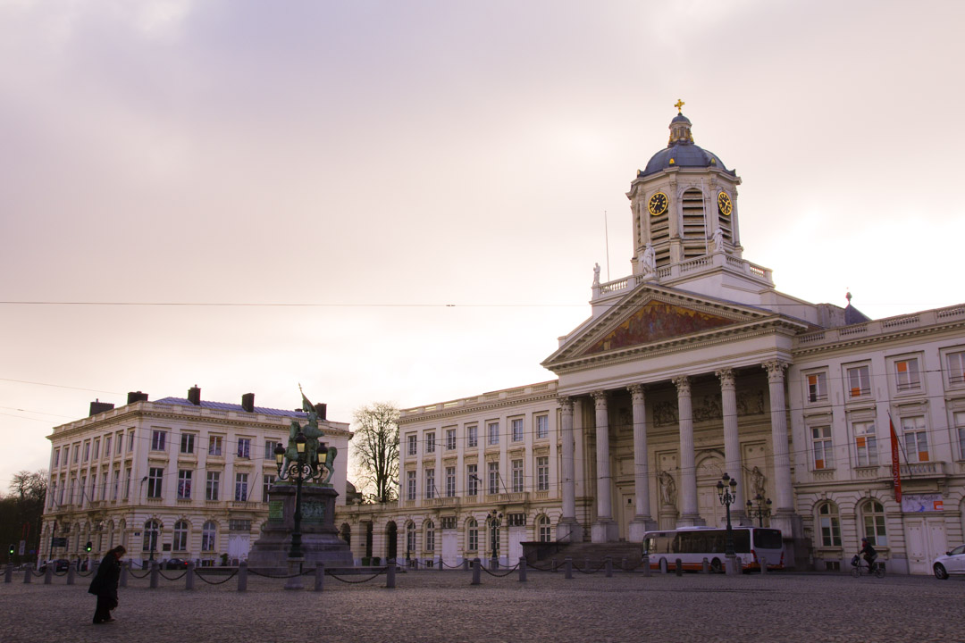 place royale - Bruxelles