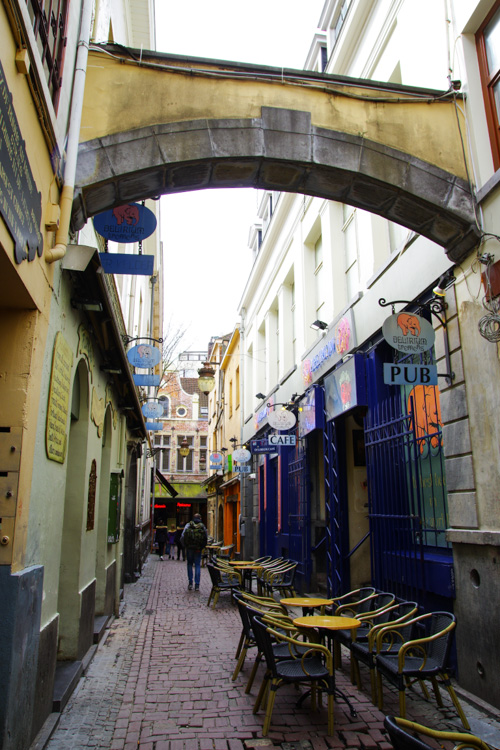 Pud Délirium - Bruxelles