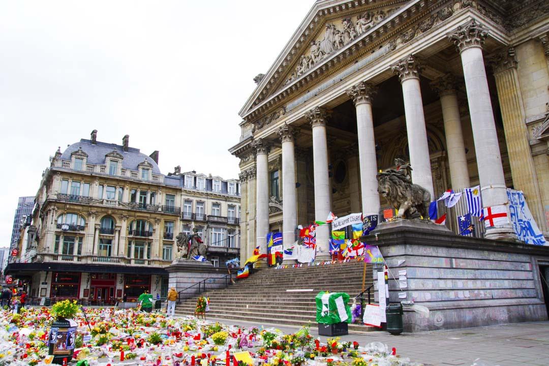 place de la Bourse - Bruxelles