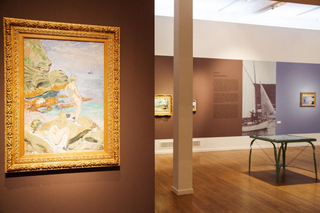 exposition Jean Puy - Montbéliard