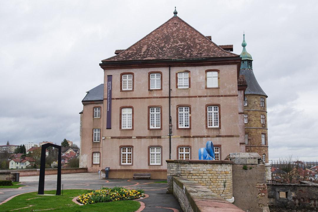 musée du chateau des ducs de wurtemberg - Montbéliard