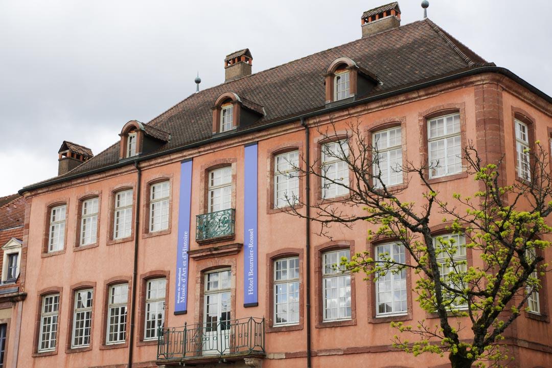 musée bernier rossel - Montbéliard