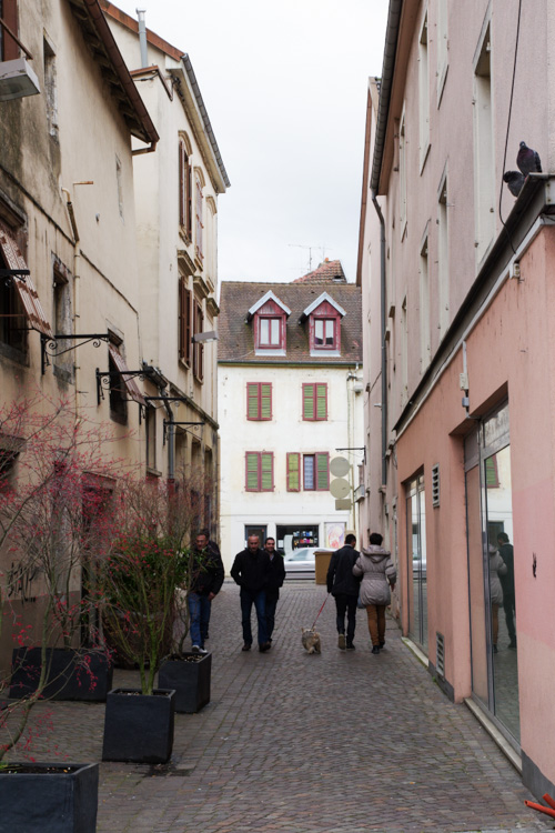 rue de montbéliard