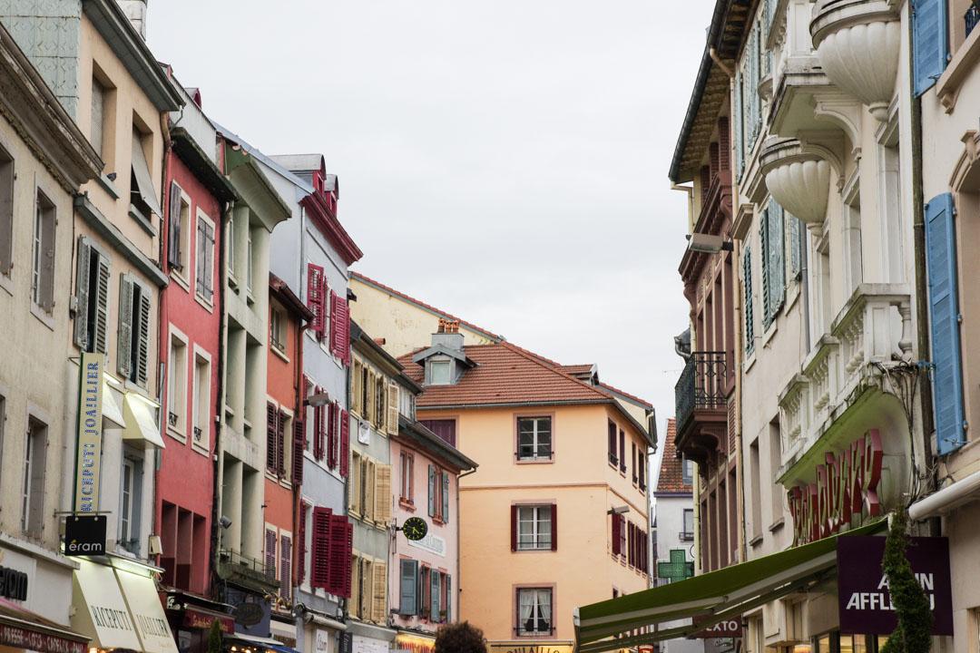 centre ville de Montbéliard