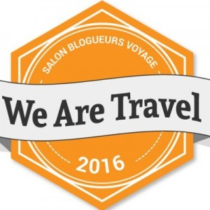 logo we are travel WAT 2016