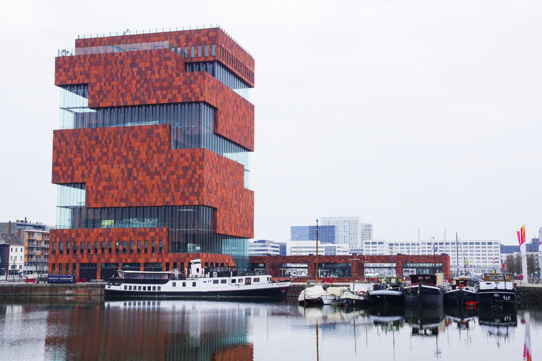 Musée Aan de Stroom - MAS - Anvers