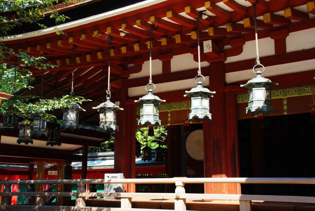 Temple Isonokami-jingu