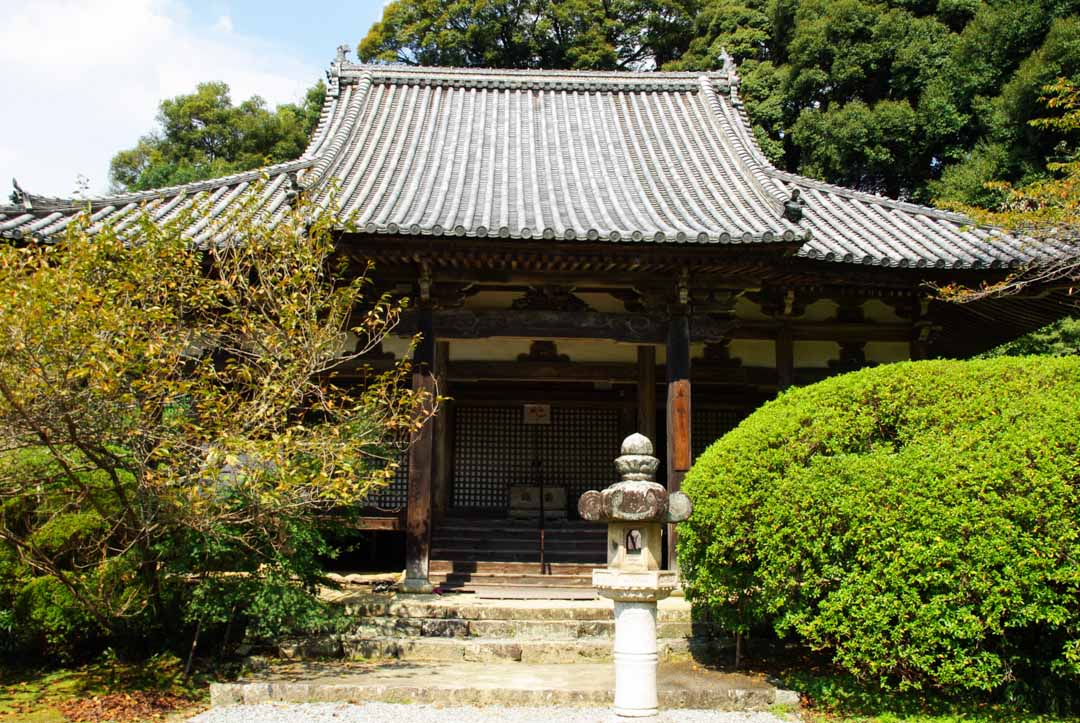 Temple Chogaku-ji - Japon