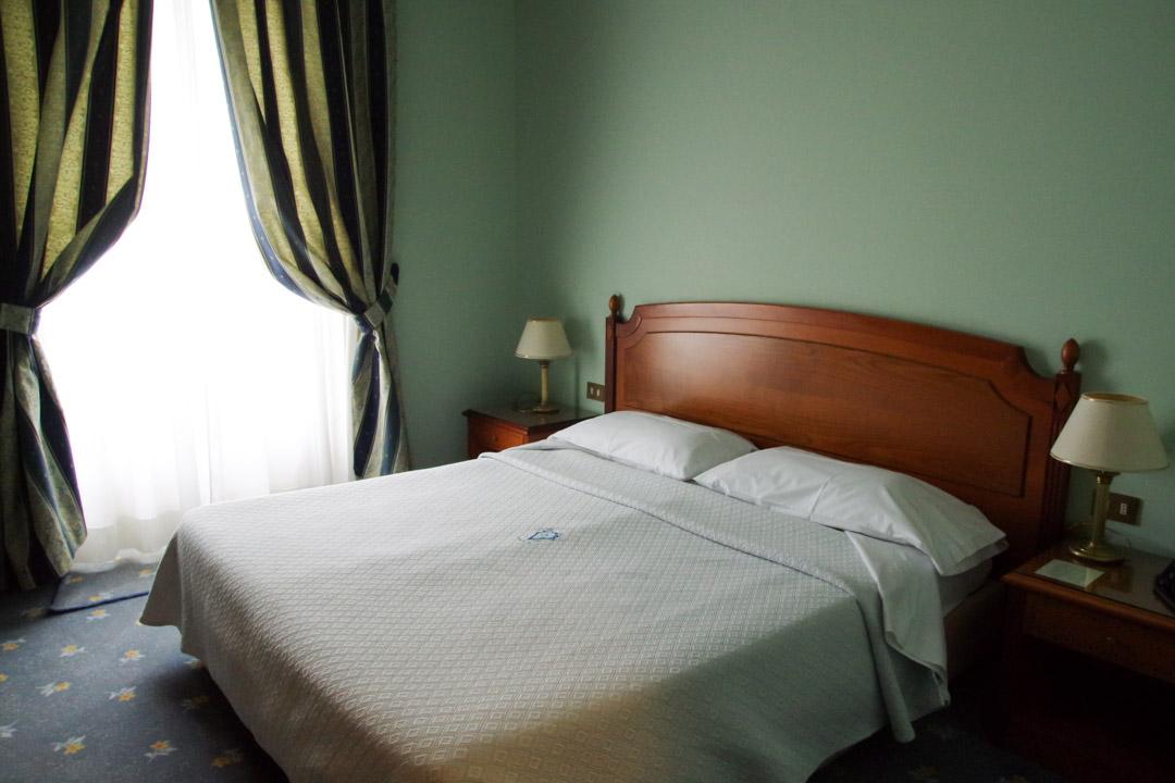 Ma chambre - Grand Hotel Victoria - Mennagio