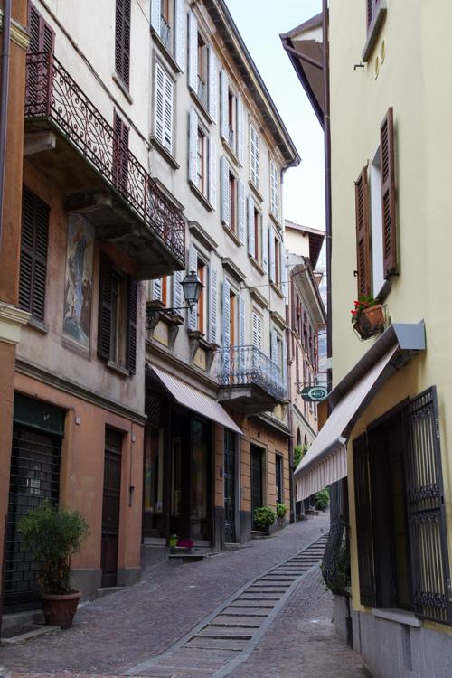 Rue de Menaggio