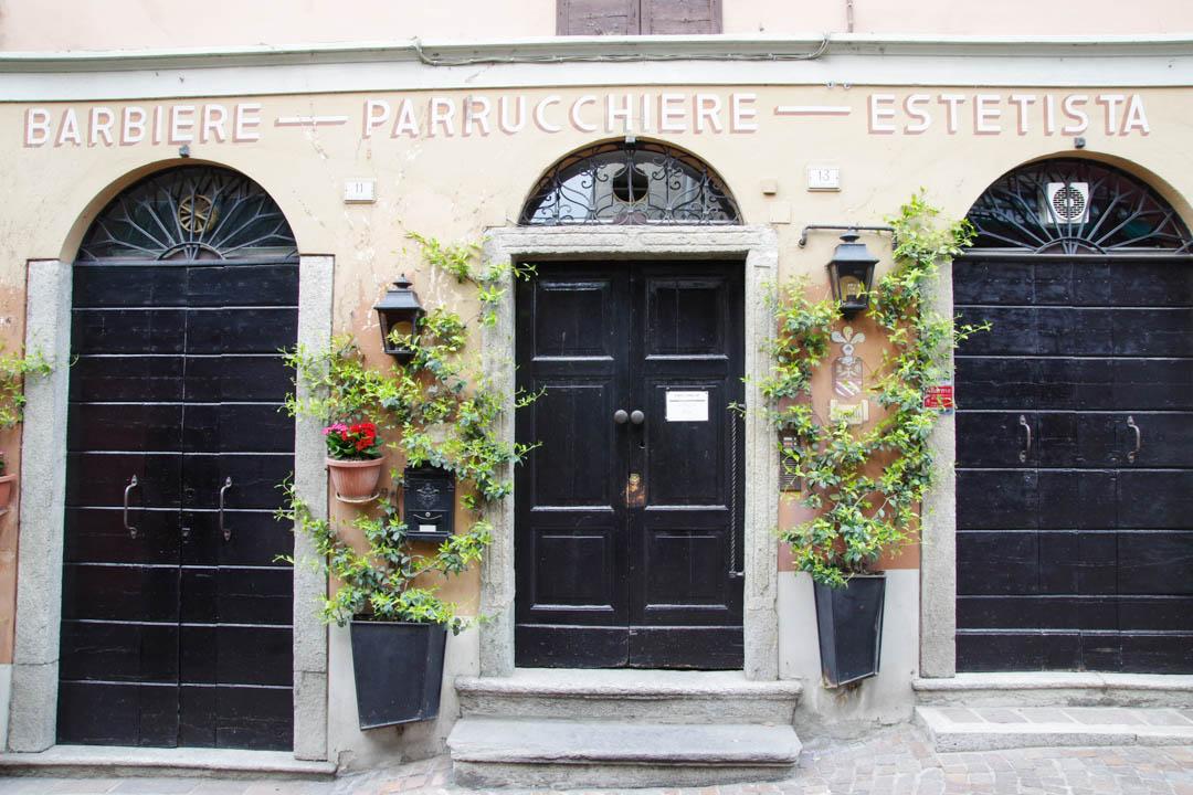 Ancienne boutique à Menaggio