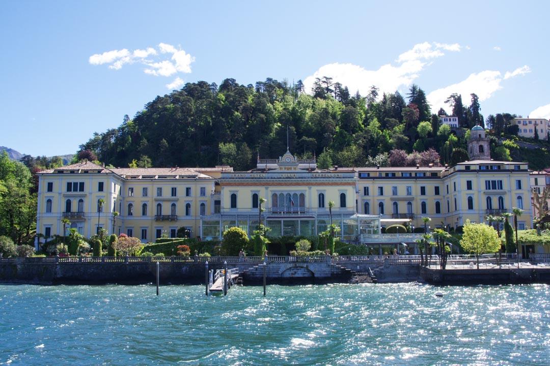 le grand hôtel de Bellagio