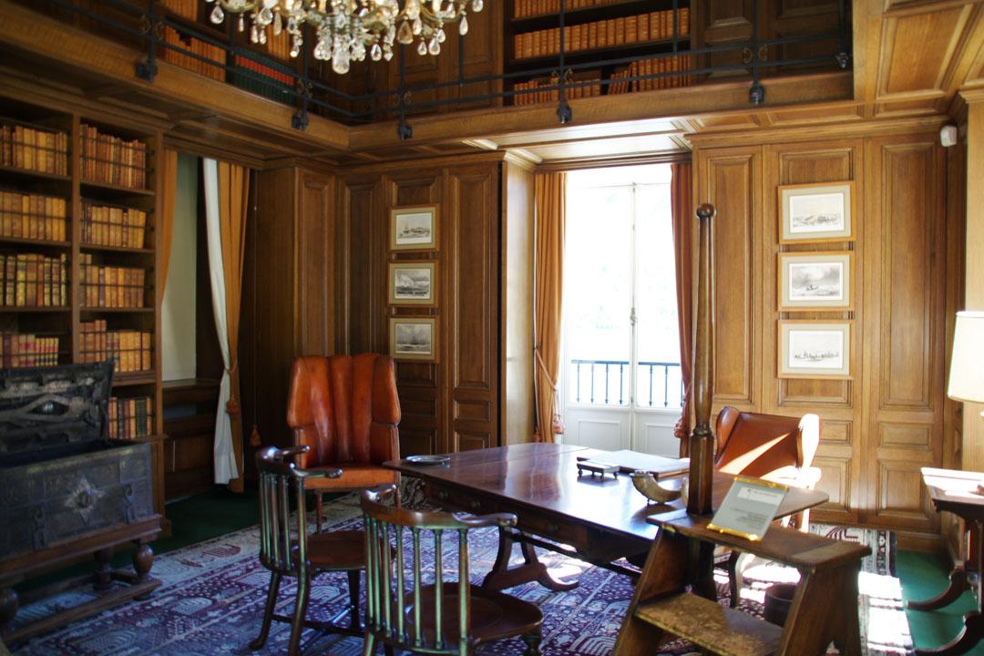 Bibliothèque de Guido Monzino - Villa del Balbianello